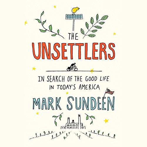 The Unsettlers audiobook cover art