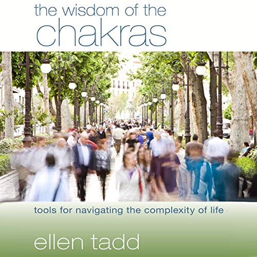 The Wisdom of the Chakras audiobook cover art