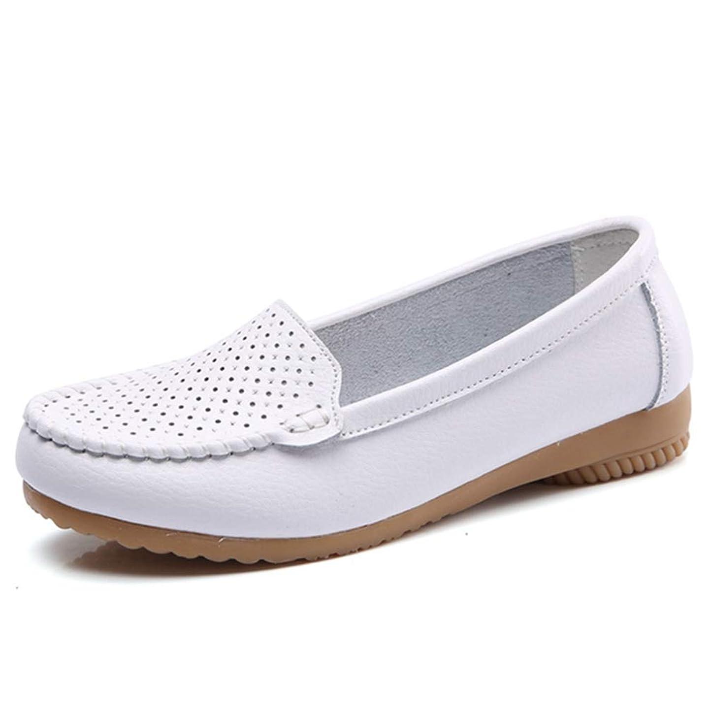 レディース ラウンドトゥ パンプス メッシュ フラットシューズ 痛くない 歩きやすい 透かし ぺたんこ ブラック 黒 ローヒール フラット かわいい 美脚 ママシューズ 大きいサイズ 小さいサイズ 大人 走れる靴