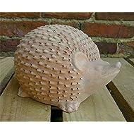 Crafted Ceramic Terracotta Hedgehog Ornament