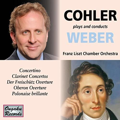 Jonathan Cohler, Rasa Vitkauskaite & Franz Liszt Chamber Orchestra
