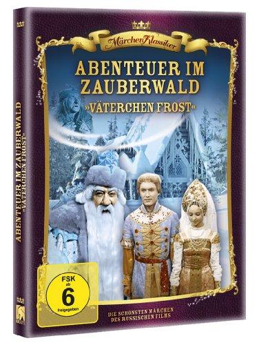 Väterchen Frost - Abenteuer im Zauberwald ( digital überarbeitete Fassung )