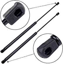 Lift Supports,ECCPP Rear Window Glass Lift Support Struts Gas Springs for 1997-2006 Jeep Wrangler With Hardtop Set of 2