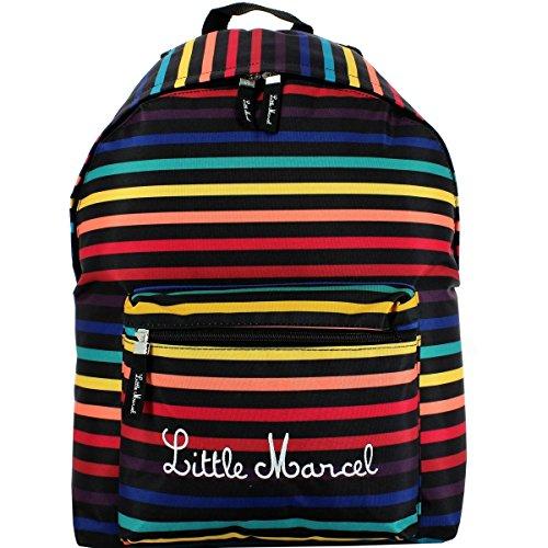 Sac à dos scolaire Simple Little Marcel - Couleur...