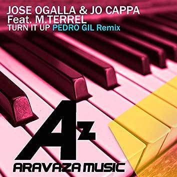 Turn It Up (feat. M Terrel) [Pedro Gil Remix]