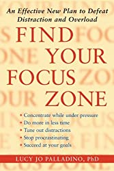 Find Your Focus Zone @ Amazon