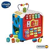 Vtech 3480-135422 Grand Cube d'activités avec Surprises