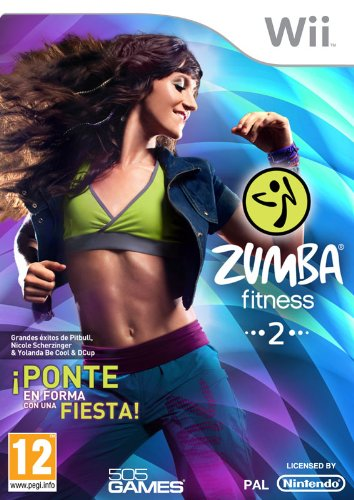 Zumba Fitness 2 (505 Games)