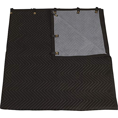 Image of the Grommeted Industrial Blanket - 78in.L x 72in.W