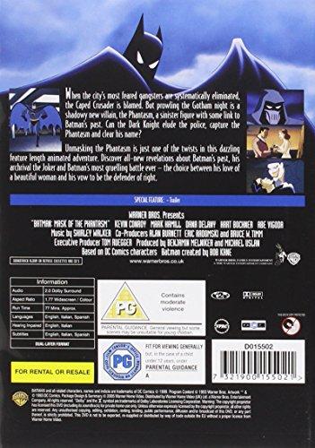 Batman: Mask of the Phantasm [DVD] [1993] [2005]