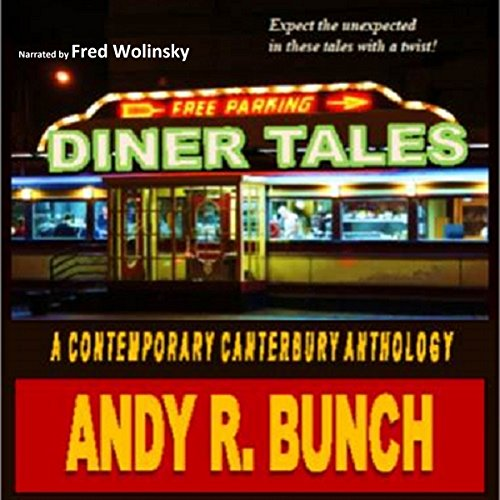 Diner Tales audiobook cover art