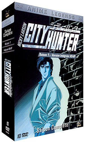 City Hunter (Nicky Larson) -Intégrale Saison 1 (10 DVD)
