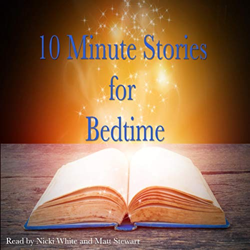 10 Minute Stories for Bedtime cover art