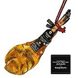 Paleta Jamon Iberico de Bellota 100% Iberico DOP Jabugo Summun - Jamon de Jabugo Pata Negra Certificado - Embutidos Ibericos de Bellota 4.5 - 5 kg