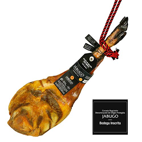 Paleta Jamon Iberico de Bellota 100% Iberico DOP Jabugo Summun - Jamon de Jabugo Pata Negra Certificado - Embutidos Ibericos de Bellota 5 - 5.5 kg