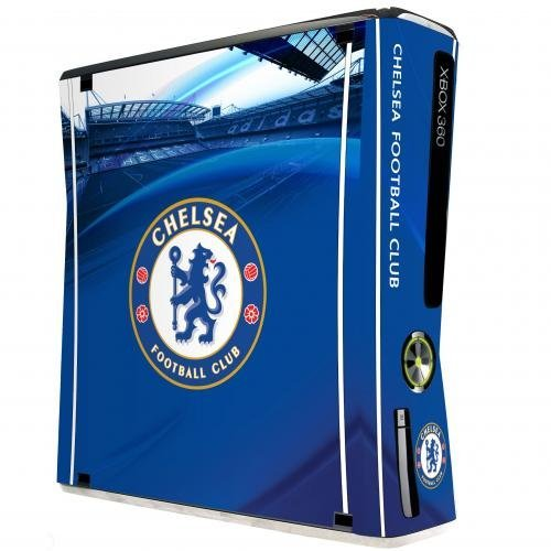xBox 360 Skin SLIM – Chelsea F.C by Footie Gifts