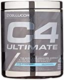 Cellucor C4 Ultimate Pre-Workput Booster Trainingsbooster Bodybuilding 880g (Blue Raspberry - Himmbeere)