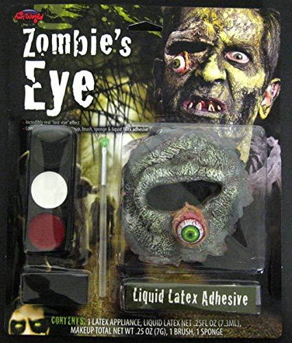 Kit de maquillage des yeux Zombie