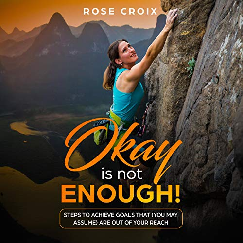 Okay Is Not Enough cover art