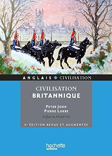 Civilisation britannique (HU Histoire)