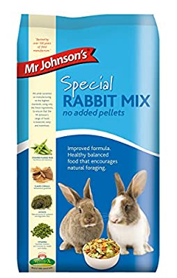 Mr Johnson's Special Rabbit Mix, 15 kg by Mr Johnson's