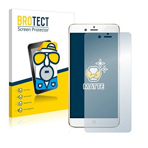 BROTECT 2X Entspiegelungs-Schutzfolie kompatibel mit Archos Diamond Alpha Plus Bildschirmschutz-Folie Matt, Anti-Reflex, Anti-Fingerprint