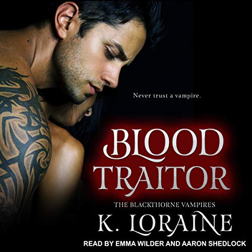 Blood Traitor cover art