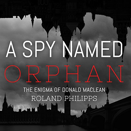 Couverture de A Spy Named Orphan