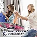 Huggies DryNites hochabsorbierende Pyjamahosen Unterhosen für Mädchen Jumbo Monatspackung, 8-15 Jahre (52 Stück) - 5