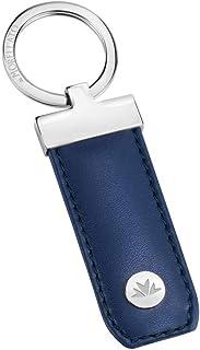 en Acier et Cuir Collection Morellato Keyrings SU0632 Morellato Porte-cl/é pour Homme
