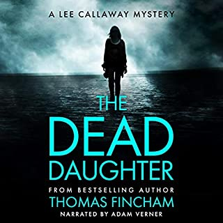 The Dead Daughter: A Private Investigator Mystery Series of Crime and Suspense audiobook cover art