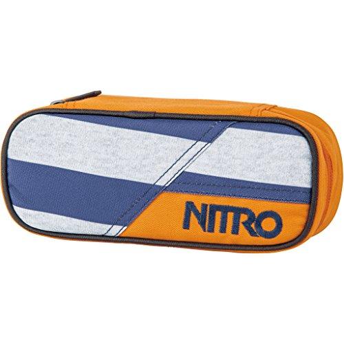 Nitro Snowboards 2018 Trousses, 28 cm, Multicolore (Heather Stripe)