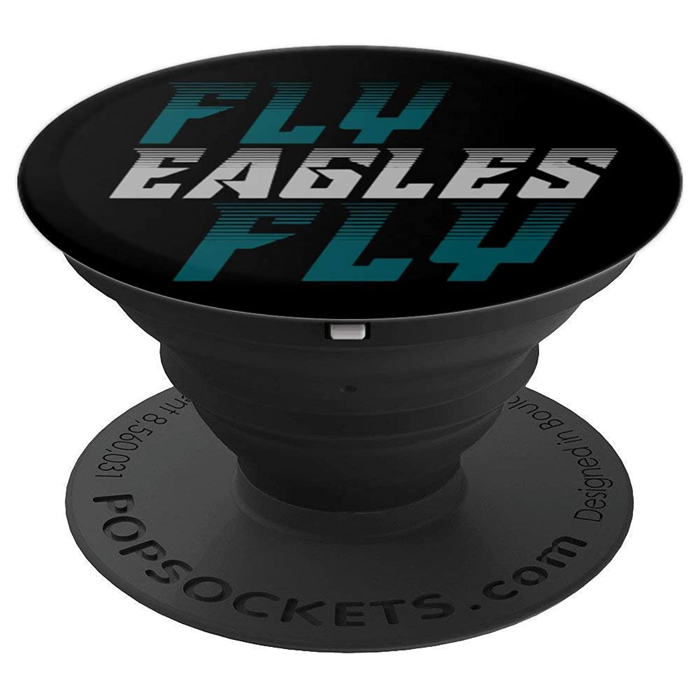 PopSockets: Fly Eagles Fly - PopSockets Grip and Stand for Phones and Tablets