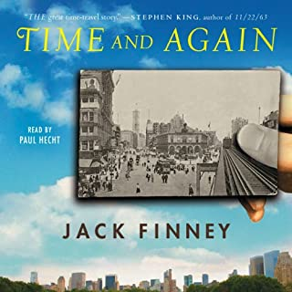 Time and Again audiobook cover art