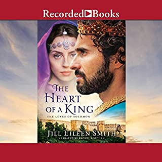 The Heart of a King audiobook cover art