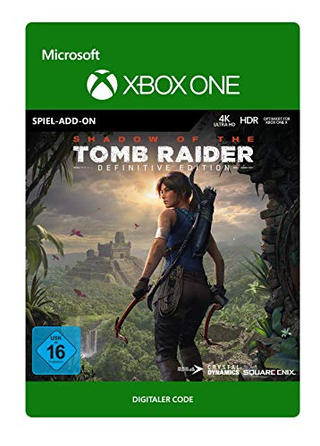 Shadow of the Tomb Raider Definitive Edition Extra Content | Xbox One - Download Code