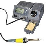 Digitale Lötstation 48 Watt regelbar 150 - 450°C mit LCD Display