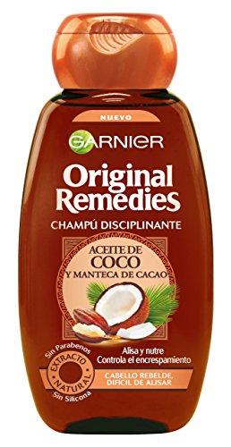 Garnier Original Remedies Champú Coco - Cacao 250 ml