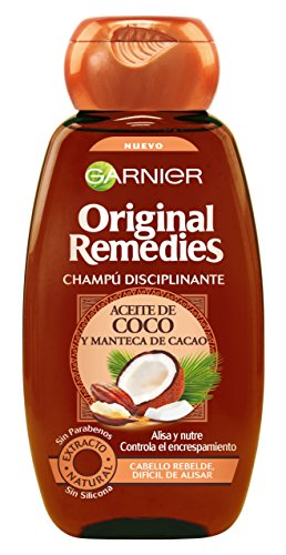 Garnier Original Remedies Champú Coco - Cacao 250 ml