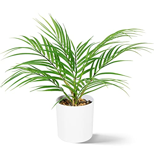 CROSOFMI Kunstpflanze 40 cm Mini...