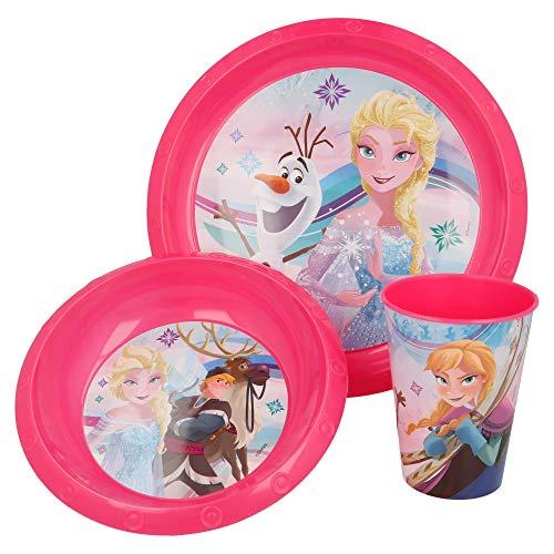 Stor 17915 Set Pappa Frozen, Plastica