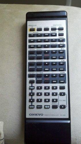 Onkyo Remote Control Rc-456s