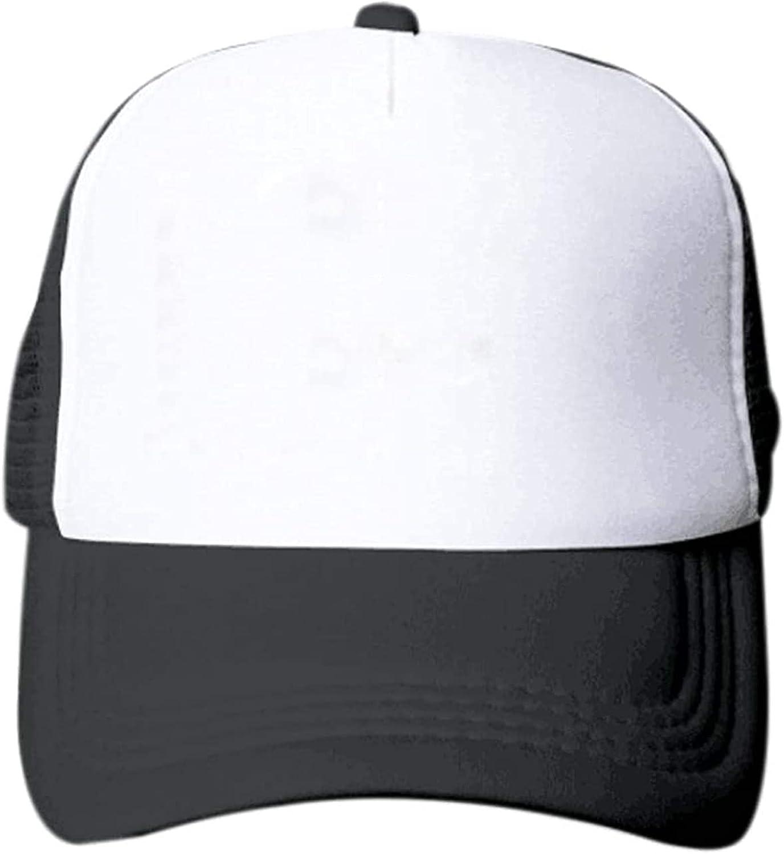 ZMvise Colorful Unisex Adjustable Trucker Hat Mesh Baseball Cap