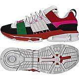 adidas Twinstrike ADV, Chaussures de Fitness Homme, Noir (Negbas/Ftwbla/Escarl 000),...