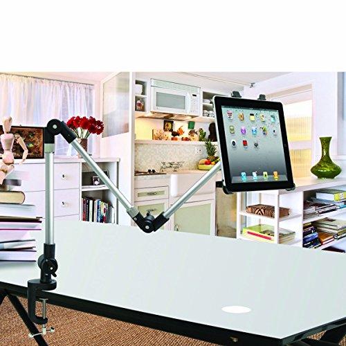 jackscool armbot cama y escritorio/coche/Soporte de pared para lo que plantea su iPad o tabletas para fácil y relajado Visualización