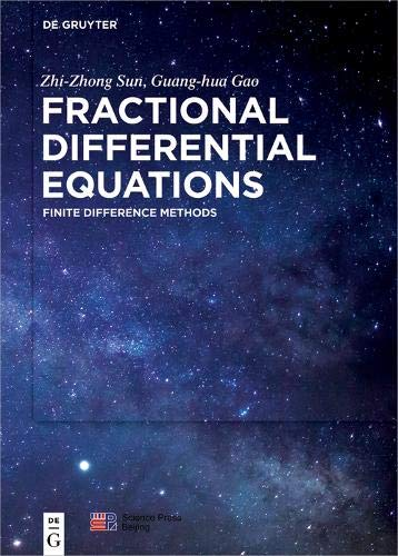 Fractional Differential Equations