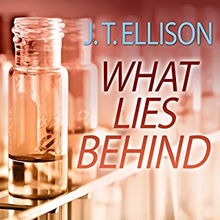 What Lies Behind audiobook cover art