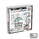 50 comptines et chansons de France Album 2CD