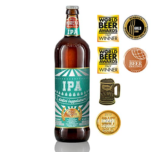 Birra Morena IPA 75cl - Craft Beer