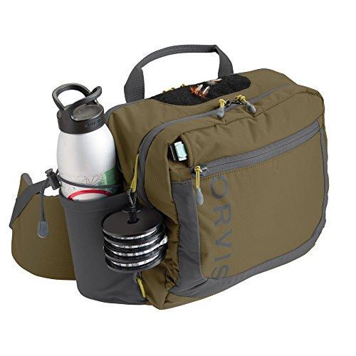 Orvis Safe Passage Hip Pack Olive/Grey OS